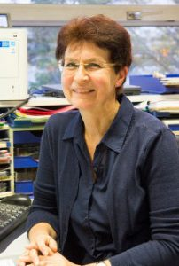 Sekretärin Frau Hetzinger