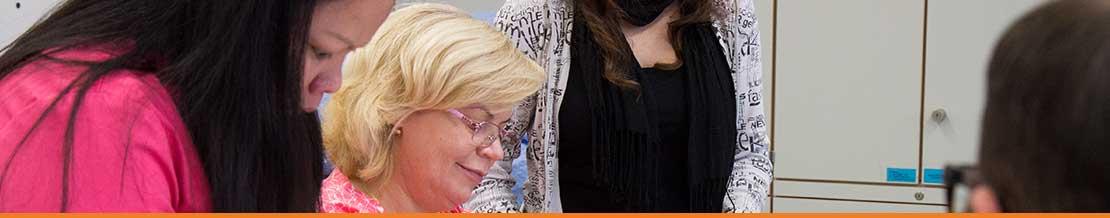 Altenpflegehilfe Deutschförderung