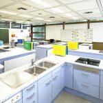 Klassenzimmer der Ausbilung Gastonomie