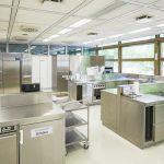 Küchen der Ausbilung Gastonomie