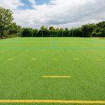 Sportplatz der Hauswirtschafltichen Schule Waiblingen