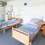 Räumlichkeiten der Pflegeausbildung