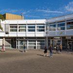 Haupteinang der Maria-Merian-Schule Waiblingen