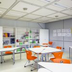 Unterrichtsräume an der Maria-Merian-Schule Waiblingen