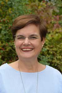 Frau Rotaru der Maria-Merian-Schule Waiblingen